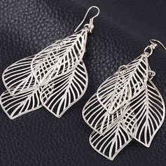 Attractive Alloy Ladies' Earrings