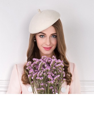 Ladies' Lovely Wool Beret Hat