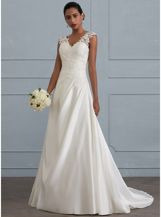 Ball-Gown, Wedding Dresses: Affordable & Under $100 - JJsHouse